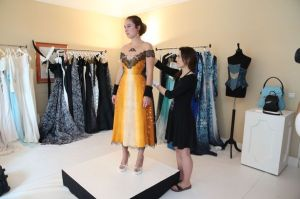 Halina-gets-dressed-in-Cannes
